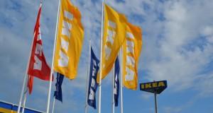 IKEA in Kalmar, Zweden