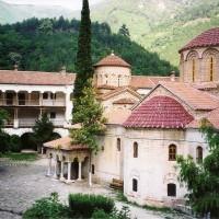Batsjkovo-klooster Bulgarije