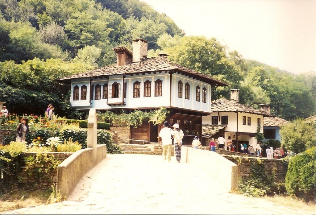 Openluchtmuseum Etara Bulgarije