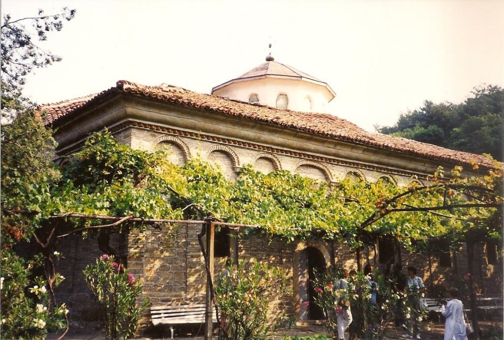 Kilifarevski Manastir Bulgarije