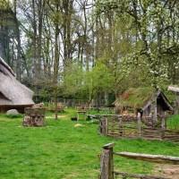 Bronzezeithof Uelsen openluchtmuseum