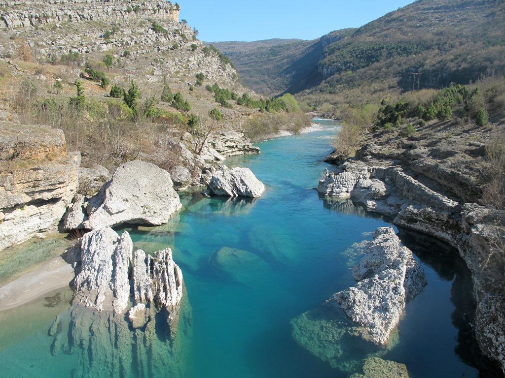 Cijevna in Montenegro