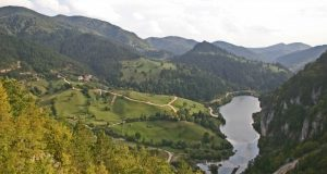 Wandelen in Servië