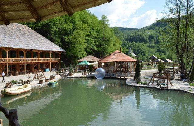Etno Selo Vukovic in Montenegro