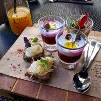 Eten in Riga: Kasha Gourmet
