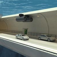 Drijvende tunnels in Noorwegen