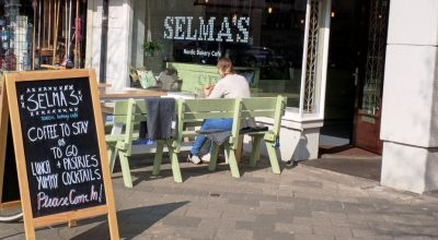 Selma's Nordic Bakery Cafe Amsterdam