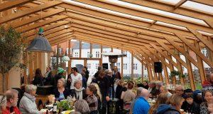 Eten bij de Grenzeloze Keuken in Ebeltoft