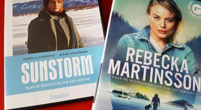 Serie Rebecka Martinsson