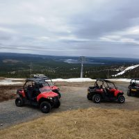 Buggyrijden in Finland, Ruka-Kuusamo