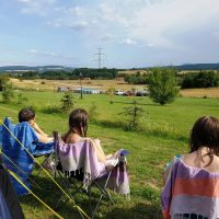 camping in Polen Pod Lasem