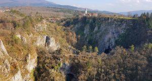 Grotten Skocjan Slovenie