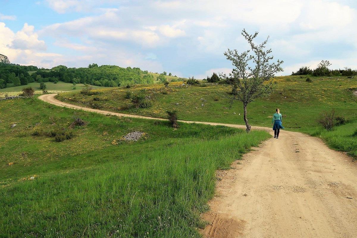 wandelen in Montenegro