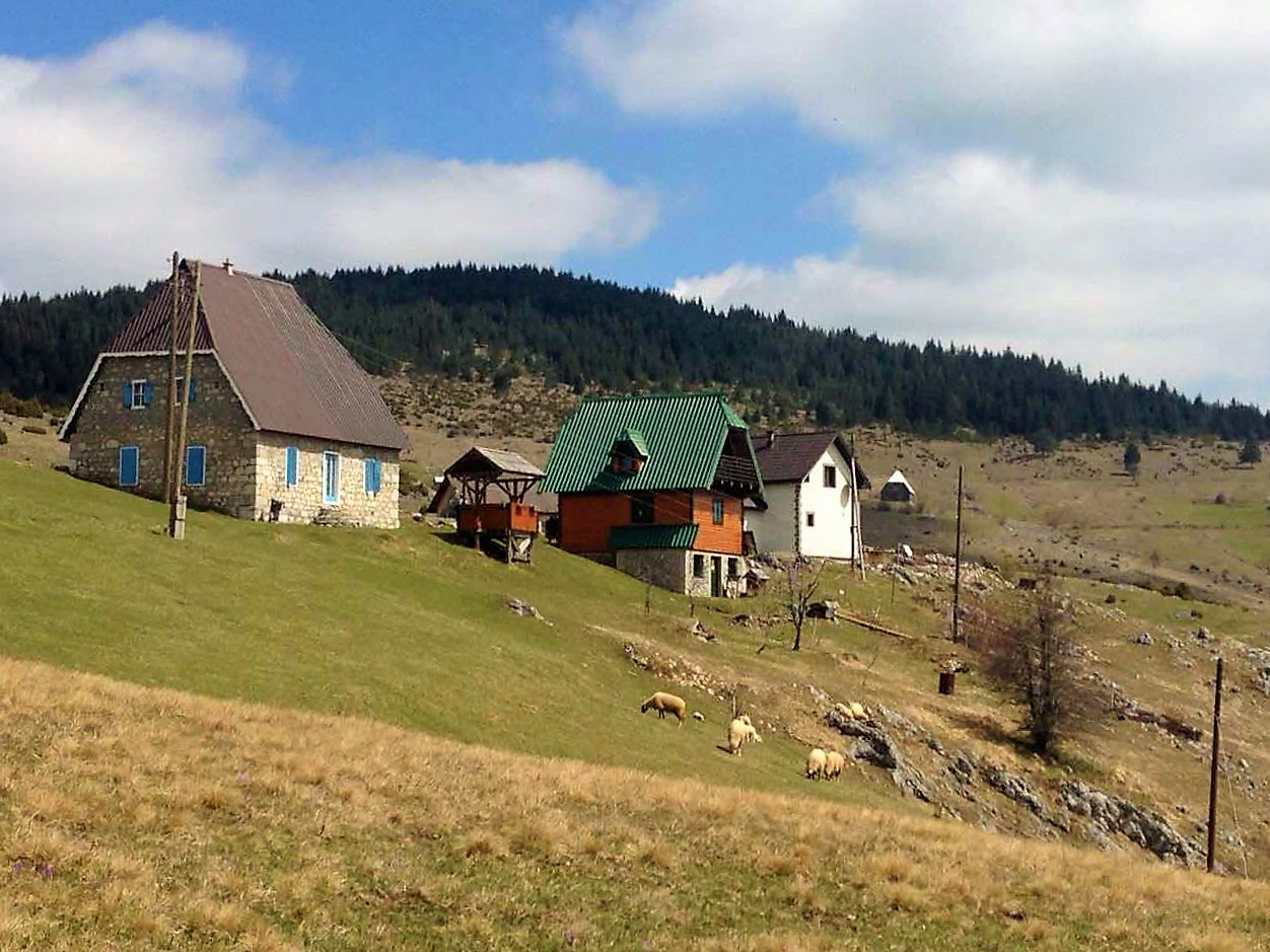 vakantiewoning in Montenegro