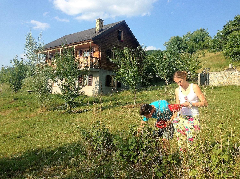 villa crhalj vakantiehuis in montenegro