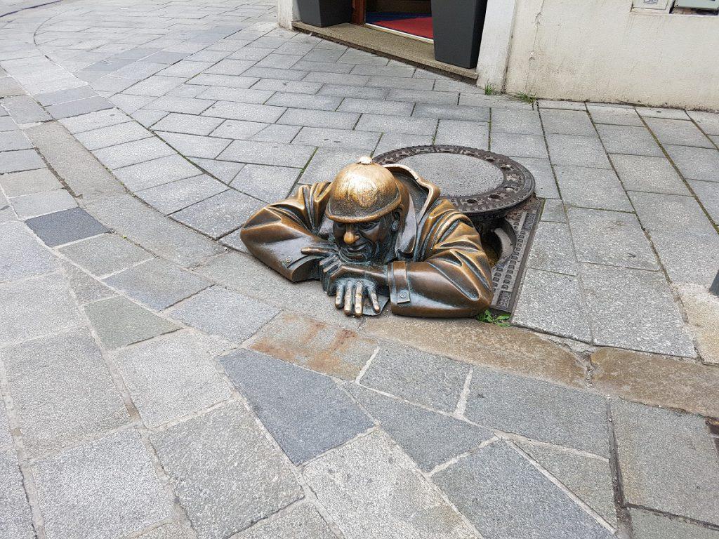 beeld in Bratislava