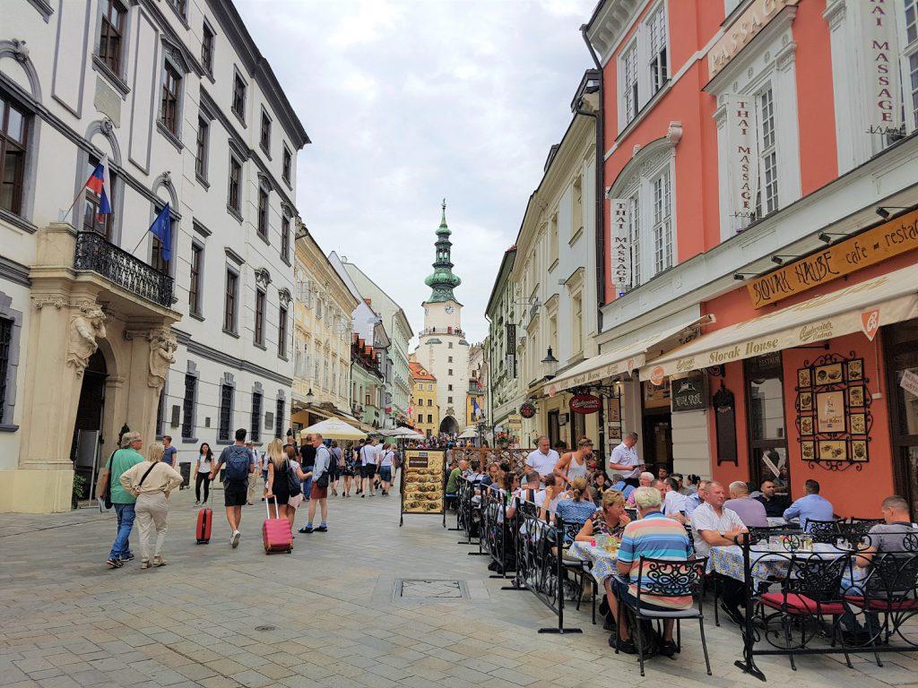 stadswandeling Bratislava