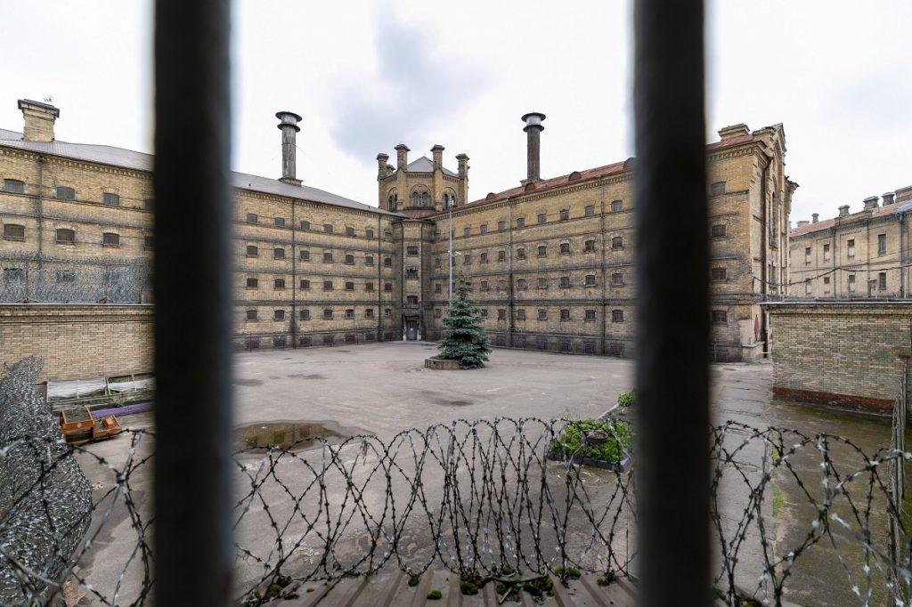 Gevangenis in Vilnius